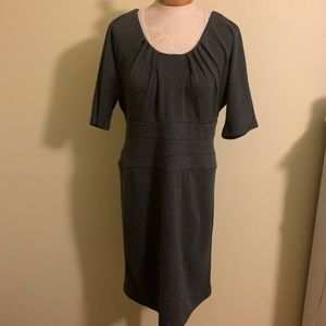 Banana Republic tweed style dress Sz 14